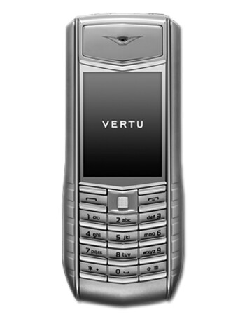 Vertu Ascent Ti ICM Special Edition