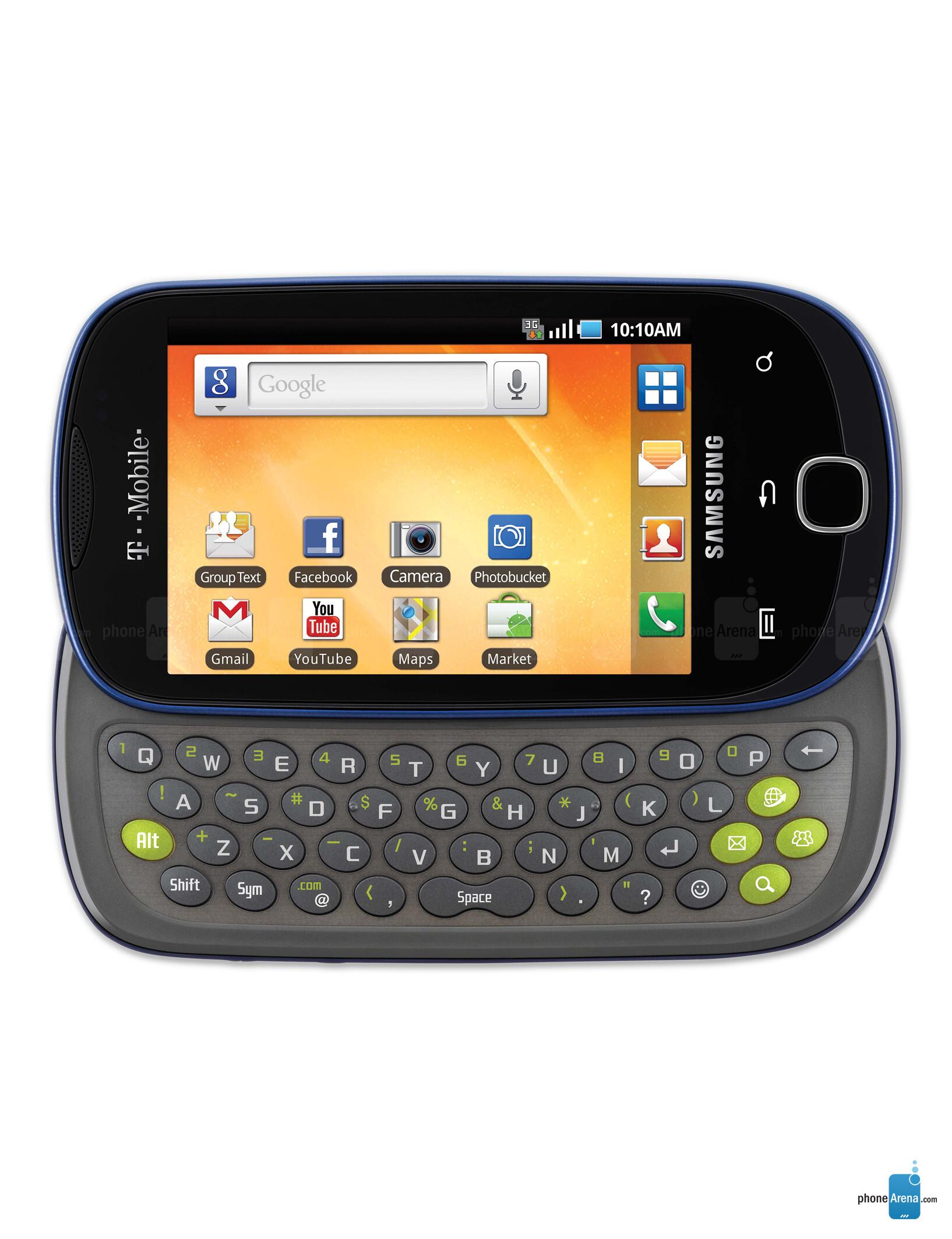 samsung gravity smart photos rh phonearena com Screen Samsung Gravity Smart Cases Samsung Gravity Smartphone