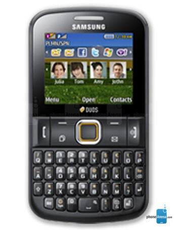 Samsung Ch@t222