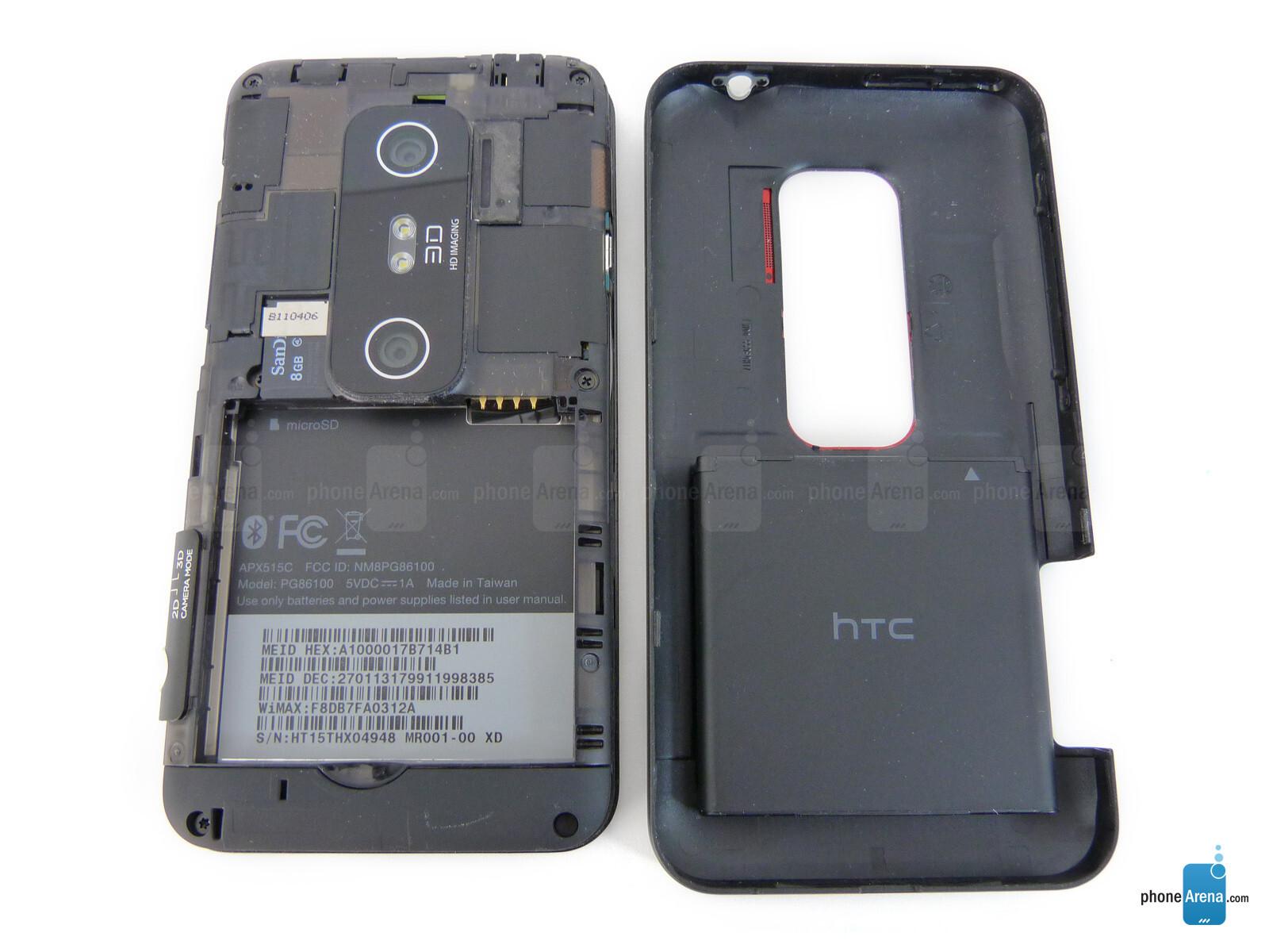 htc evo 3d photos rh phonearena com HTC 3D Drivers htc evo 3d service manual