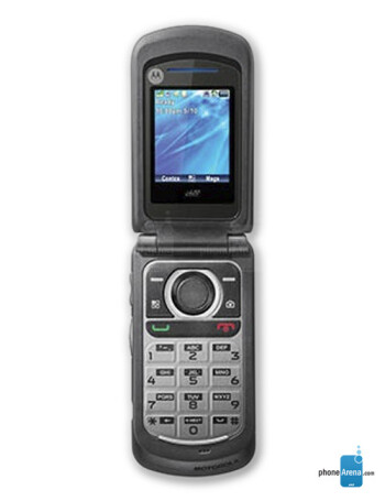 Motorola i420