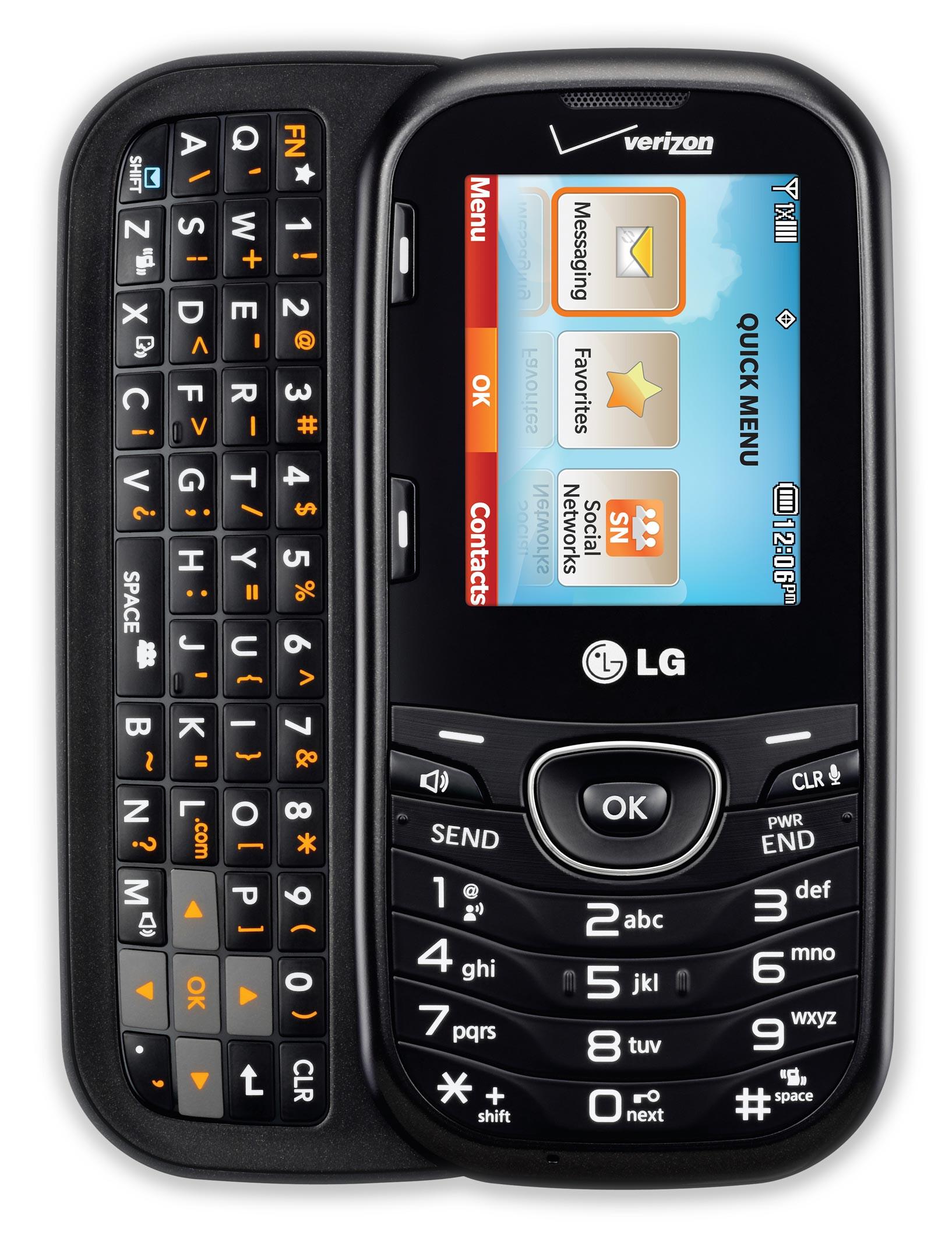 lg cosmos 2 photos rh phonearena com Verizon Wireless LG Cosmos Manual LG Cosmos VN250 User Manual