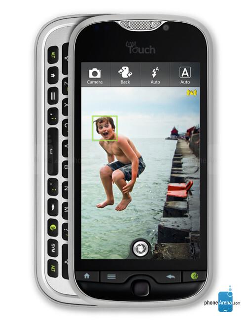 t mobile mytouch 4g slide specs