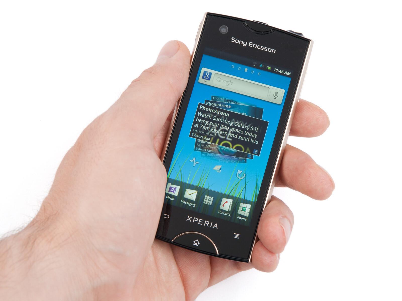 sony ericsson xperia ray photos rh phonearena com Sony Ericsson Xperia Ion Sony Ericsson Xperia X8