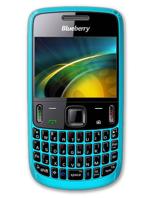 spice mobile blueberry express specs