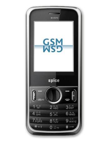 Spice Mobile M-5570