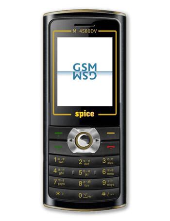 Spice Mobile M-4580 DV