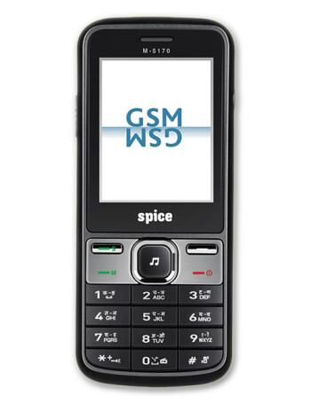 Spice Mobile M-5170