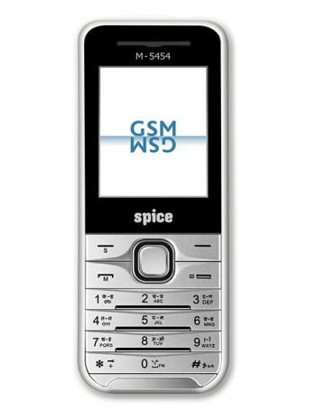 Spice Mobile M-5454