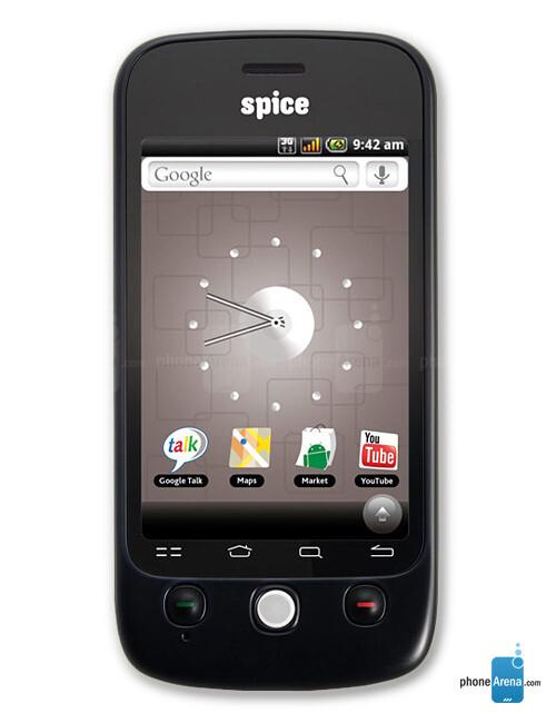 Spice Mobile Mi 300 Specs