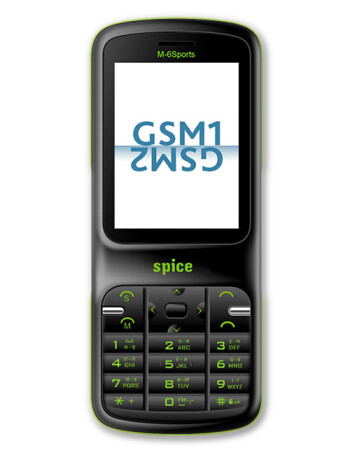 Spice Mobile M-6 Sports