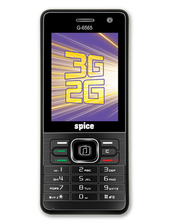 Spice Mobile G-6565