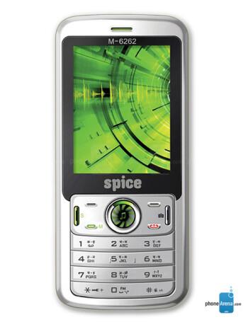 Spice Mobile M-6262