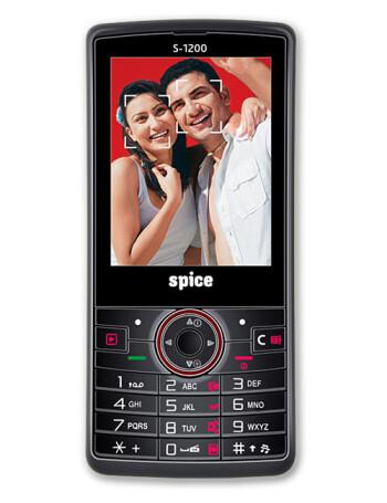 Spice Mobile S-1200