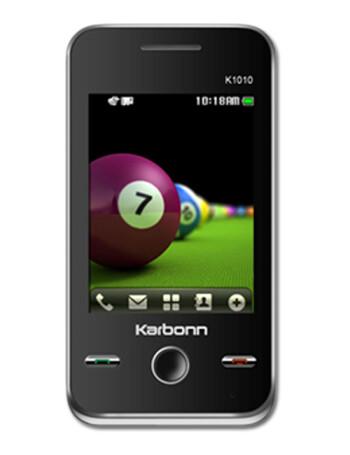 karbonn k1010 games