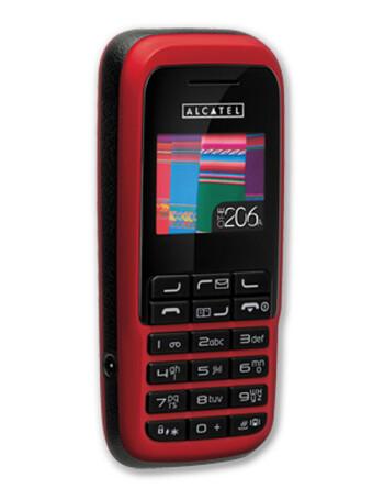 Alcatel OT-E206A