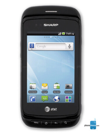 Sharp FX Plus