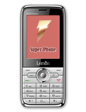 Lemon Mobiles Duo 339 Super