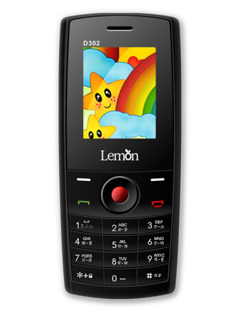 Lemon Mobiles Duo 302