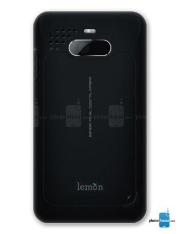 Lemon Mobiles iQ 707