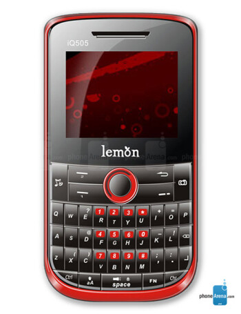 Lemon Mobiles iQ 505