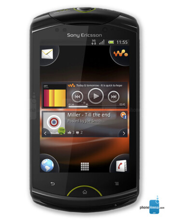 sony ericsson live with walkman manual user guide rh phonearena com Old Sony Ericsson Official Sony Ericsson