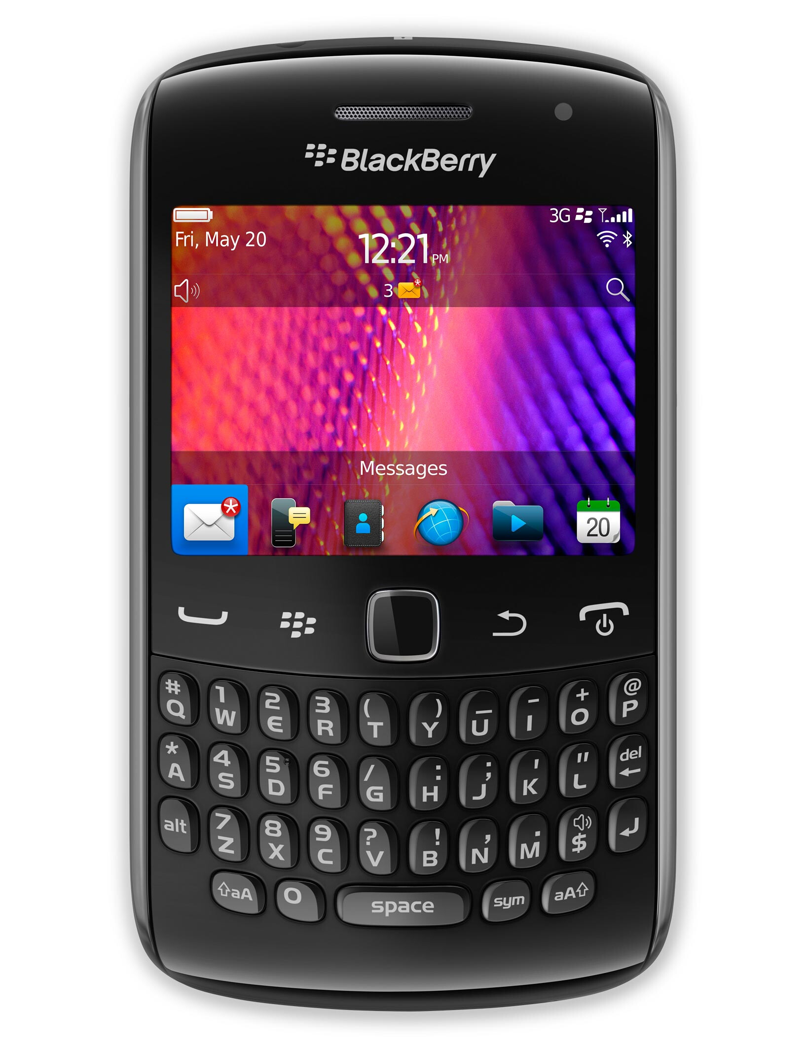BlackBerry Curve 9360 User Guide and Spec