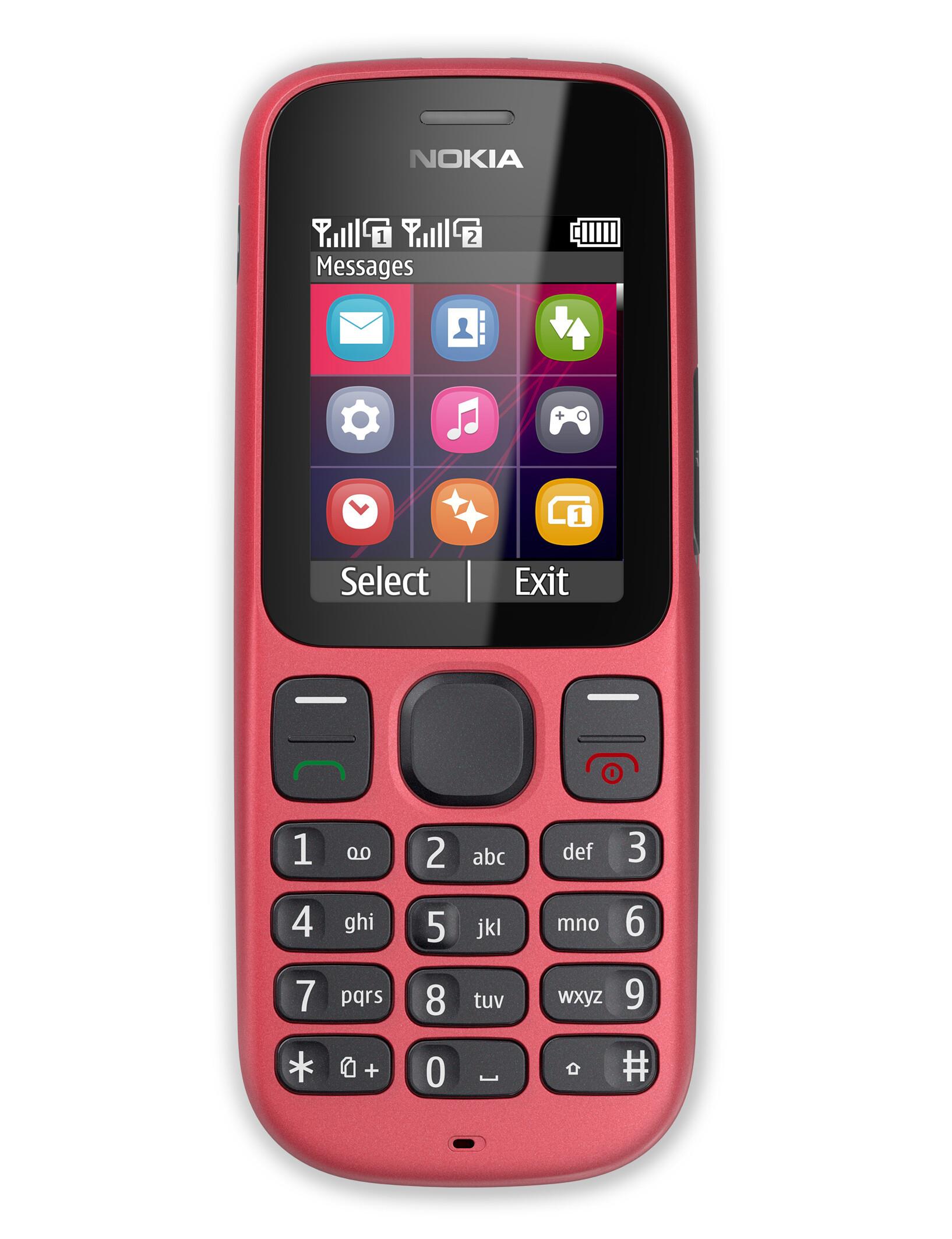 Телефон нокиа 101 инструкция