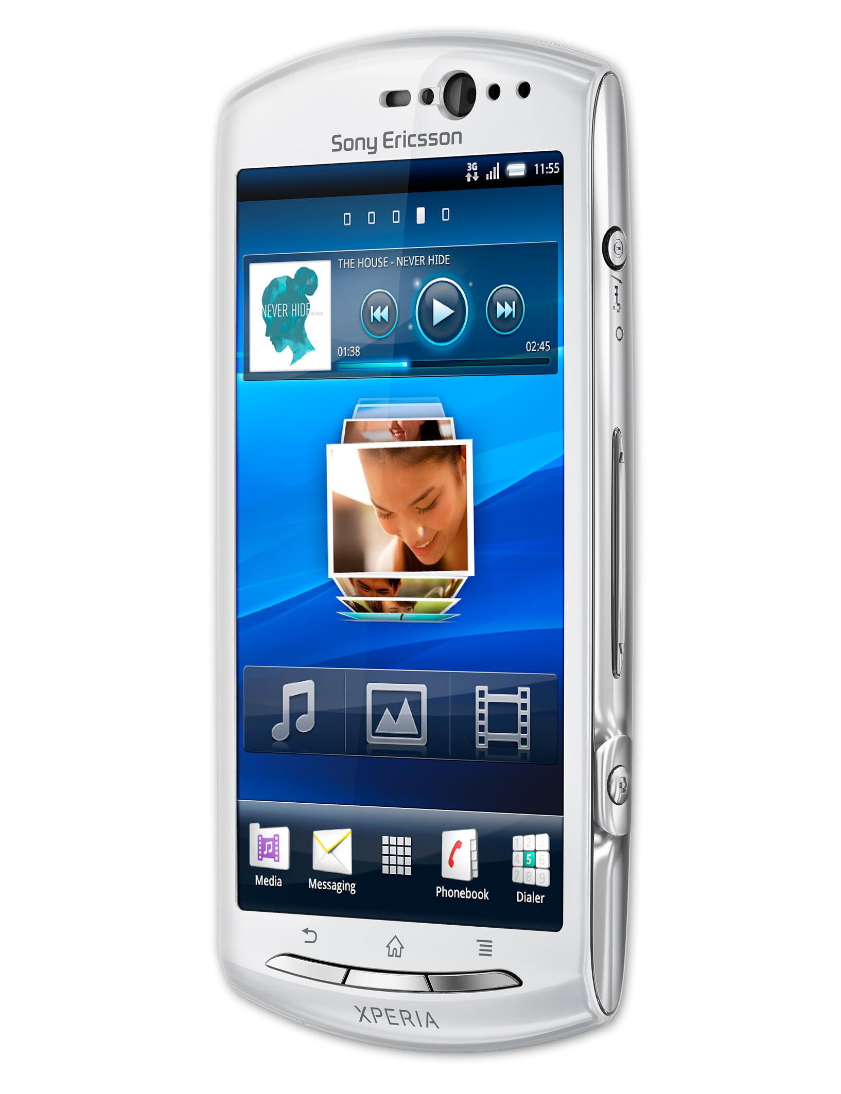 Sony Ericsson Walkman Phone Source: www.photoxels.com