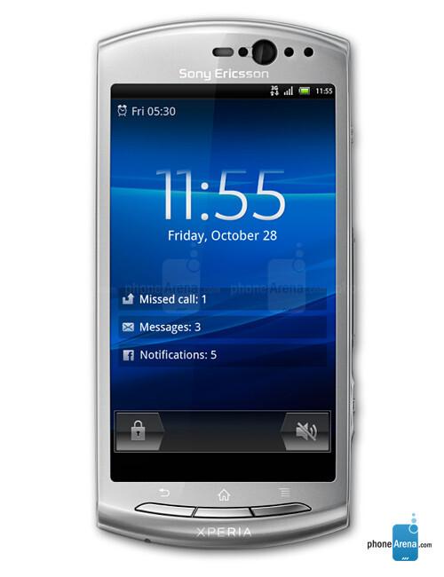 Sony Ericsson Xperia neo V specs