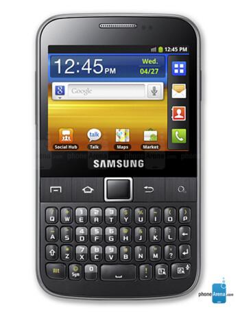 samsung galaxy y pro specs rh phonearena com Verizon Samsung Galaxy 3 Manual Verizon Samsung Galaxy 3 Manual