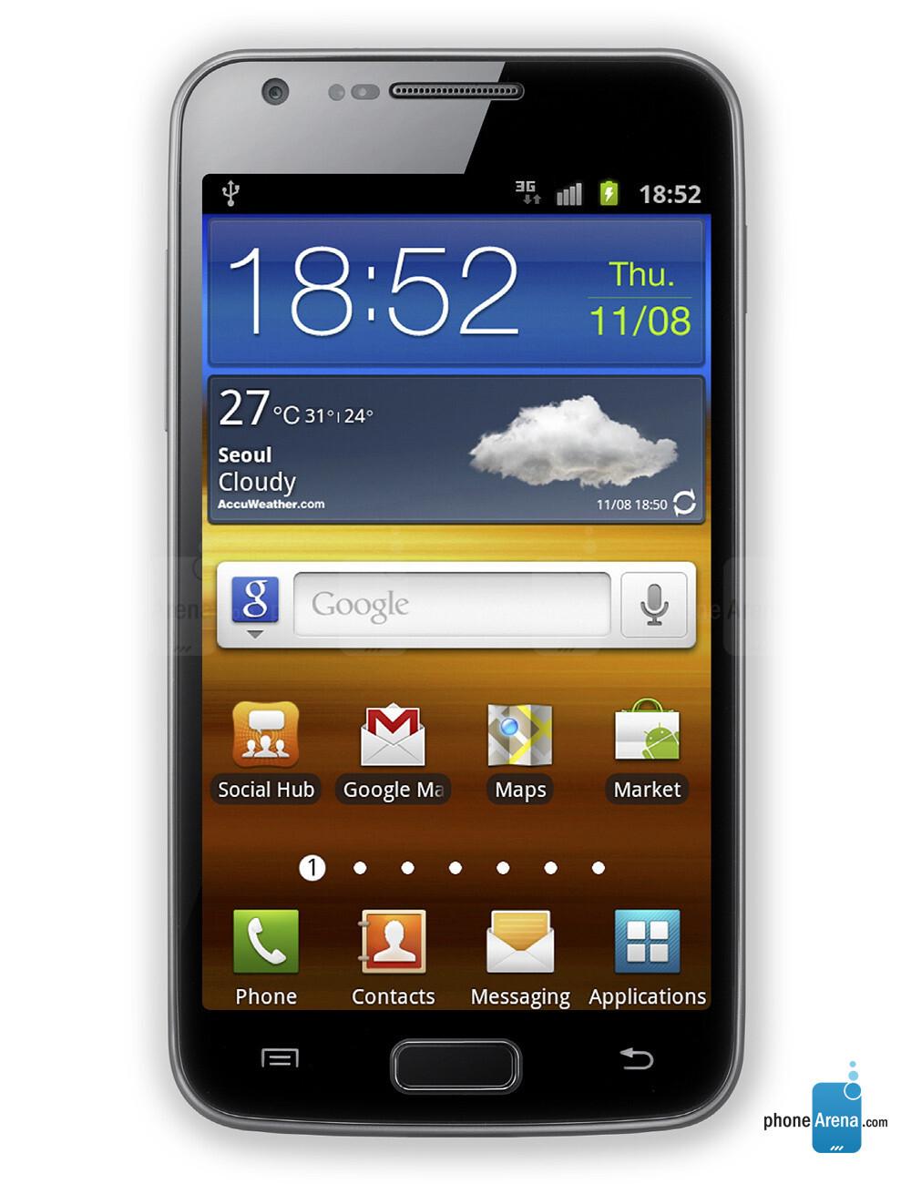 Cyber Zone: Samsung Galaxy S2 (SHV-E110s) Flash to Stock Rom