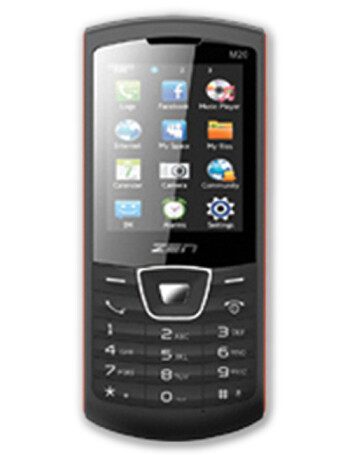 Zen Mobile M20