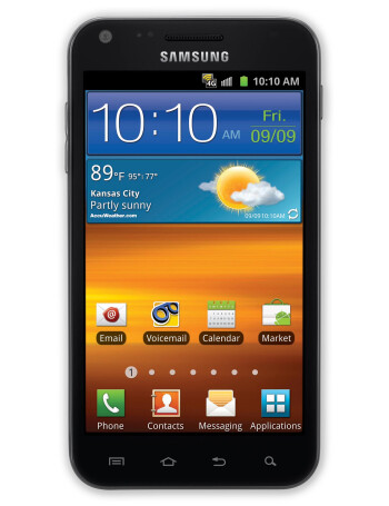 Samsung Epic 4G Touch