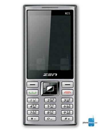 Zen Mobile M25