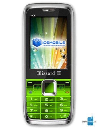 ICEMOBILE Blizzard II