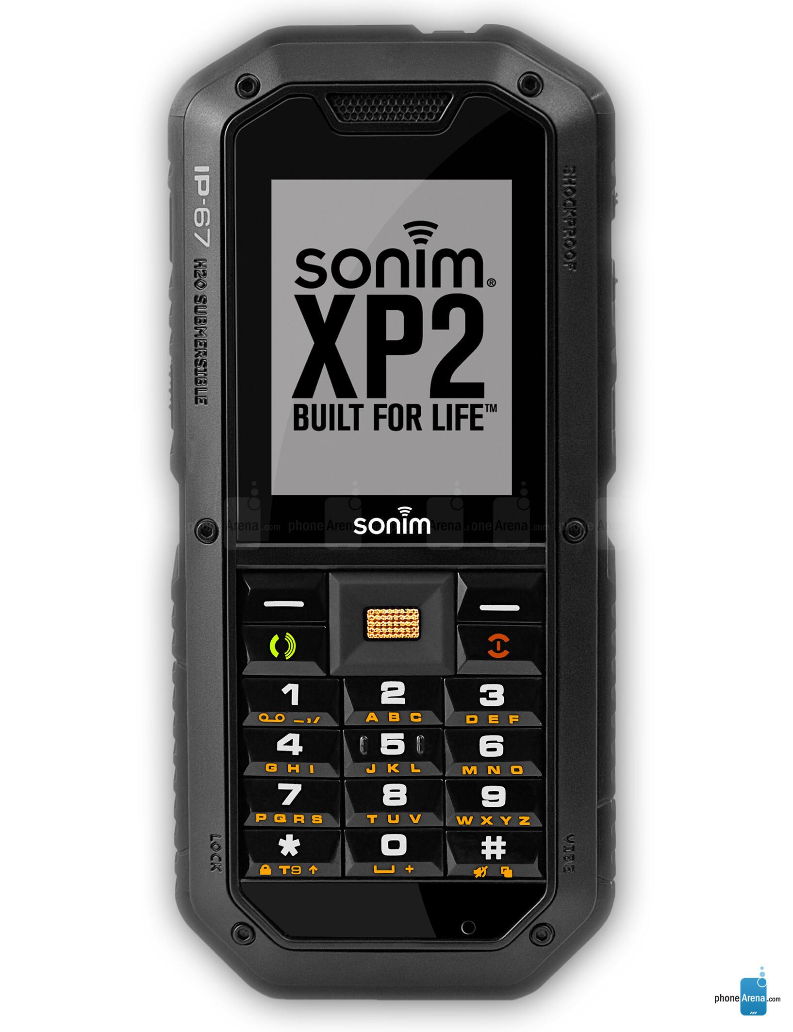 Sonim Xp2 Spirit Specs
