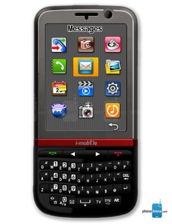 i-mobile S580