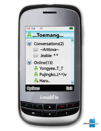 i-mobile S350