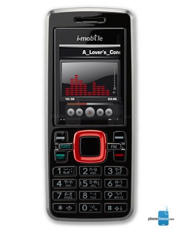 i-mobile Hitz210