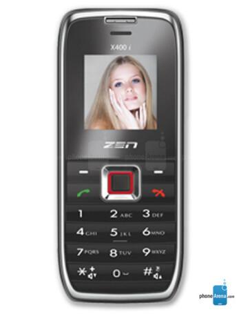 Zen Mobile X400i