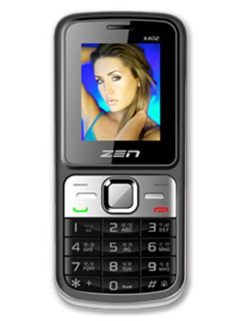 Zen Mobile X402