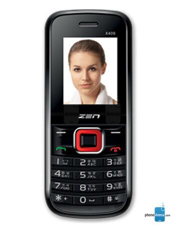 Zen Mobile X409