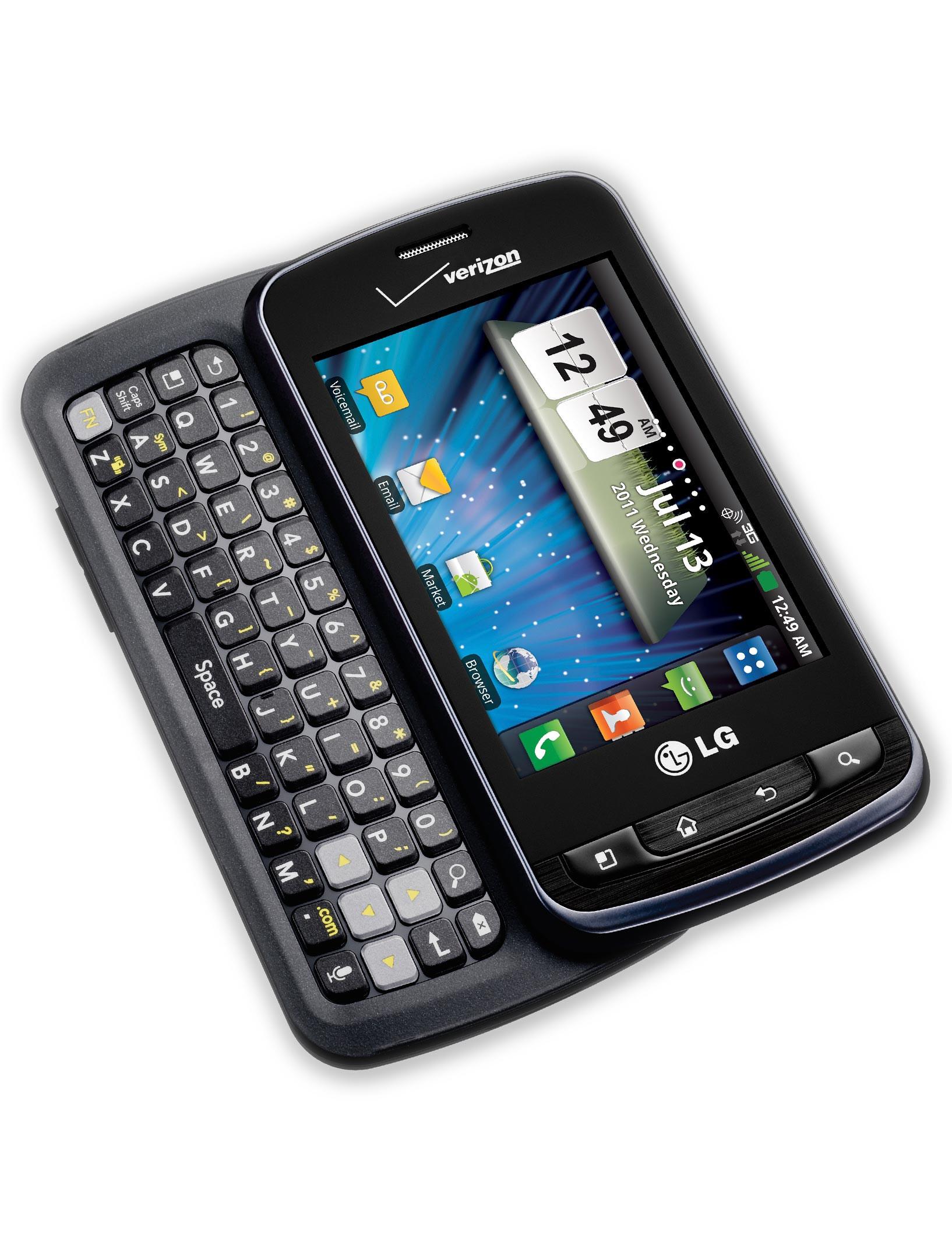 lg enlighten photos rh phonearena com Verizon LG Flip Phones Verizon LG Flip Phones