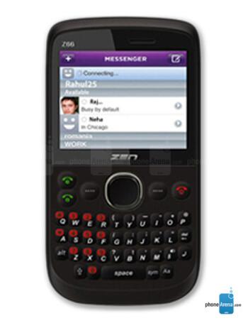 Zen Mobile Z66
