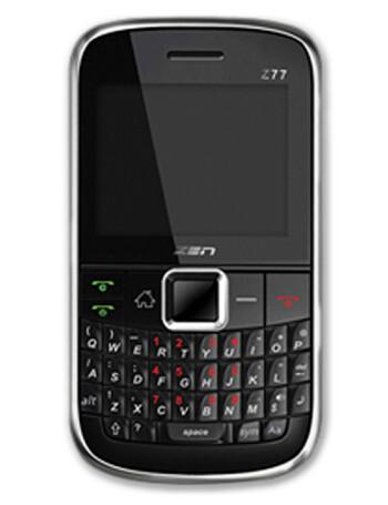 Zen Mobile Z77