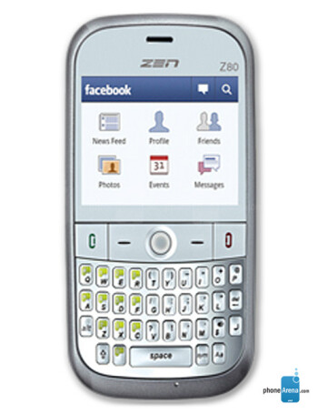 Zen Mobile Z80