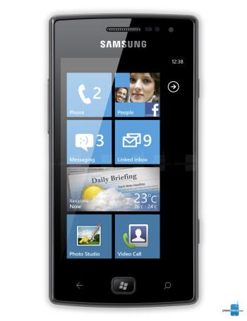 samsung omnia w manual user guide rh phonearena com Android Phone Samsung Galaxy Note II