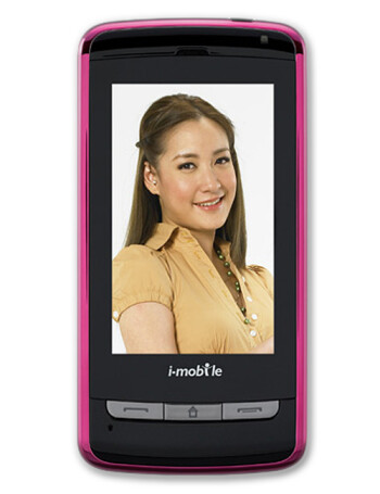 i-mobile TV 658 Touch&Move