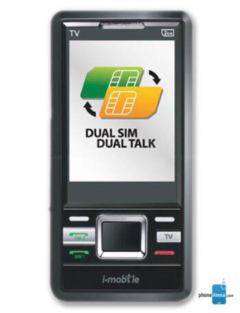 i-mobile TV628